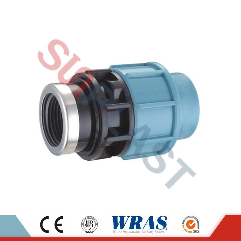 PP Female Coupler