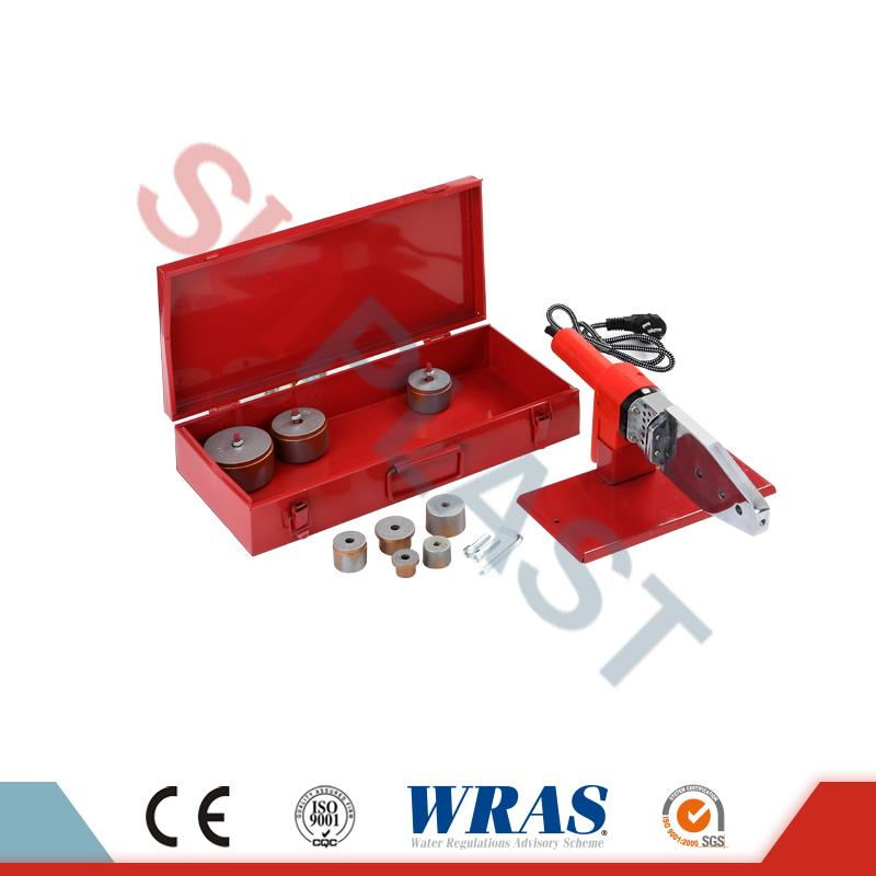 20-63mm Socket Fusion Welding Machine Untuk PPR Pipe & amp; Paip HDPE