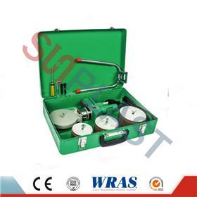 75-110mm Socket Fusion Welding Machine Untuk PPR Pipe & amp; Paip HDPE
