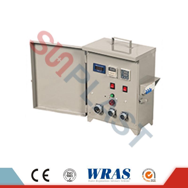 630-800mm Mesin Pengimpal Butir Fusi Hidraulik Untuk Pipa HDPE