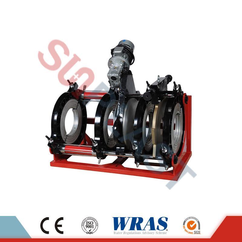 710-1000mm Mesin Pengimpal Butir Fusion Hidraulik Butang untuk Pipa HDPE
