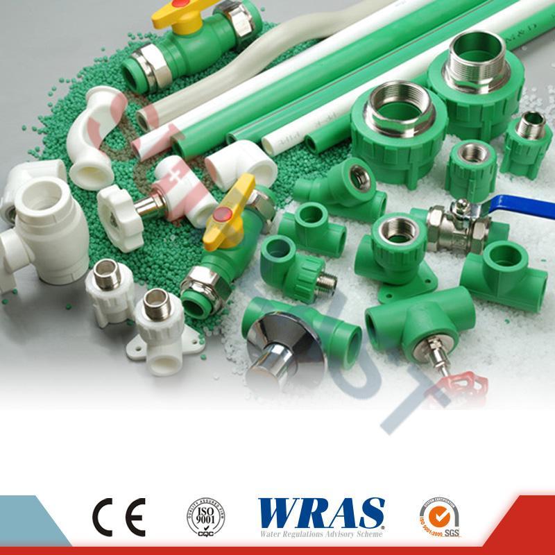 Green PPR Pipe