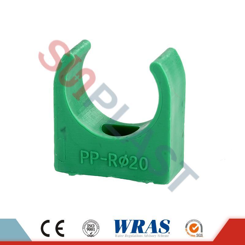 DIN8077 PPR klip paip