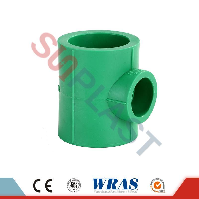 PPR Reducing Tee For Water Plumbing